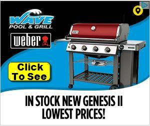 Largest Selection of Weber Grills