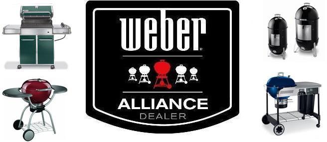 Largest Selection of Weber Grills Registration